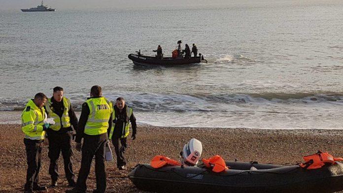 Iranian Migrants on UK Shore Are Fleeing Despotic Regime