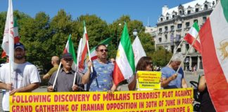 Iran's Terror Threats on Eu Soil Sparks 1st Sanctions Since Nuclear Deal