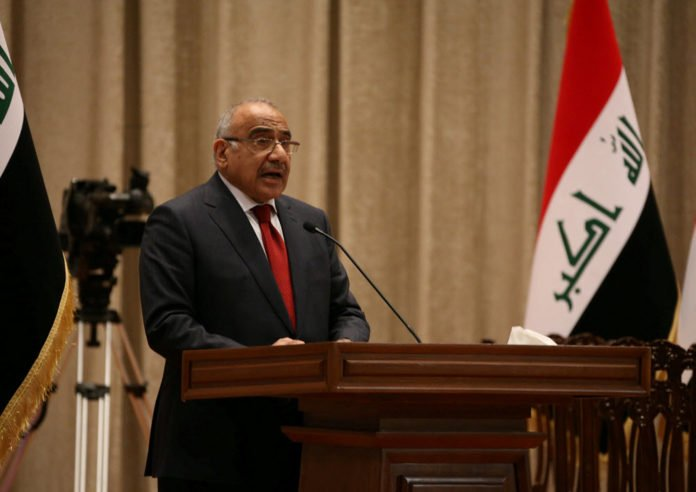 Iraq Pm Must Ditch Iranian Appointees to Cabinet