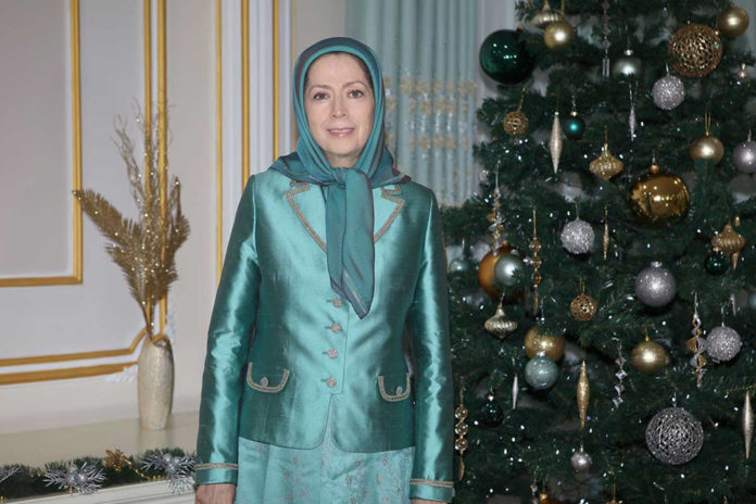 Maryam Rajavi Advocates for Regime Change in Iran in 2019
