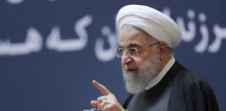 Rouhani Reveals Deep Rifts in Regime