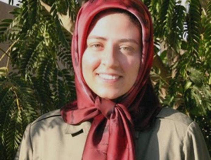 MEK member bashes false claim that she is held hostage