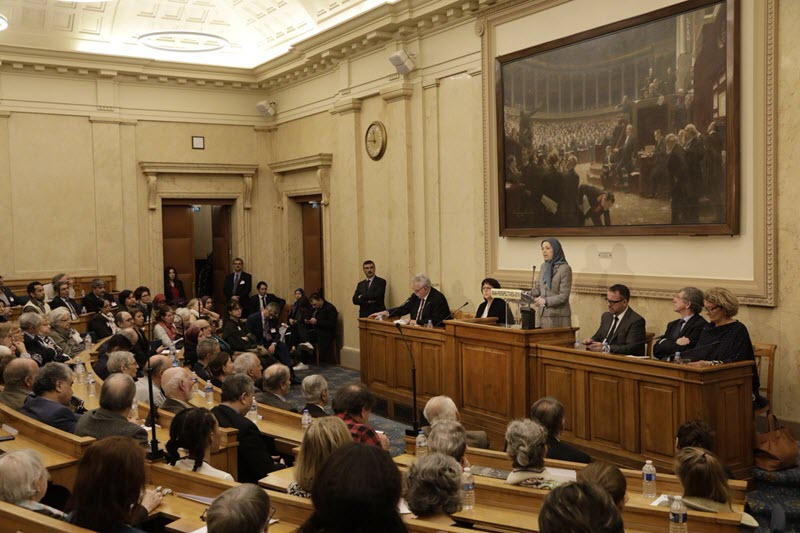 Maryam Rajavi speech to French National Assembly: Part 2