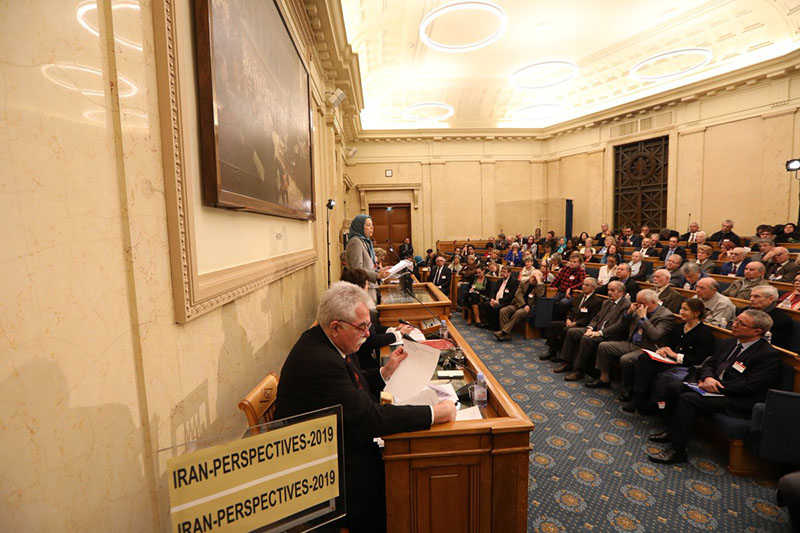 Maryam Rajavi speech to French National Assembly: Part 1