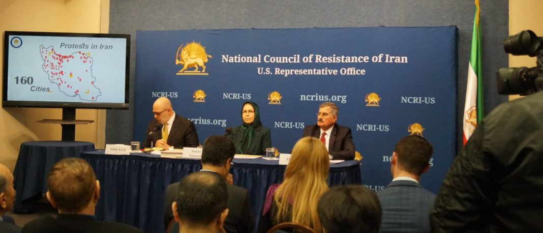 the Recognition of the Iranian People's Quest for Regime Change
