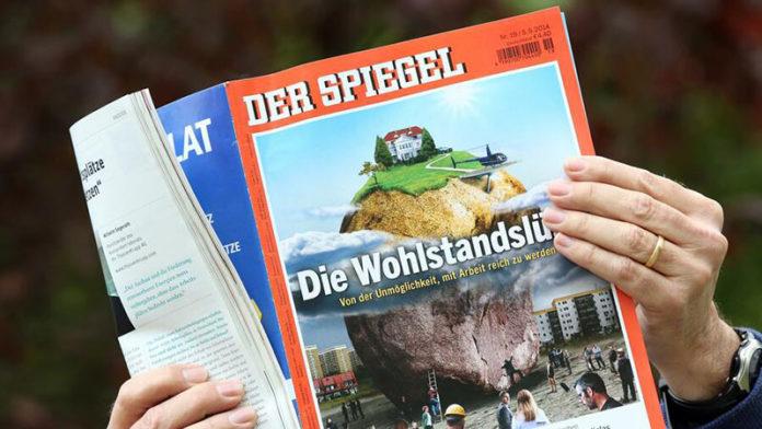 Iran Resistance hits back against defamatory Der Spiegel article