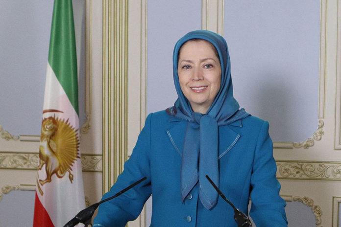 Maryam Rajavi's message to Iranians rally in Paris