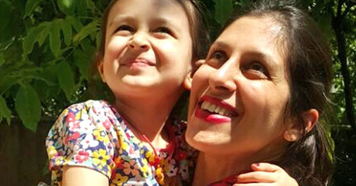 British aid worker held in Iran denied medical care