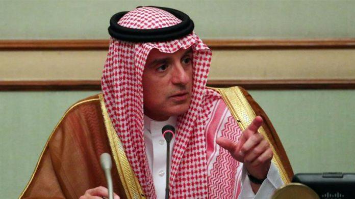 Saudi FM: Iran top state sponsor of terrorism