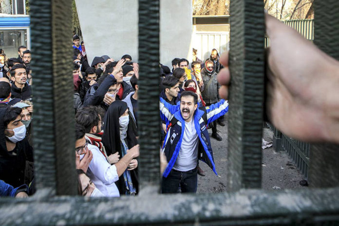 Strikes continue across Iran