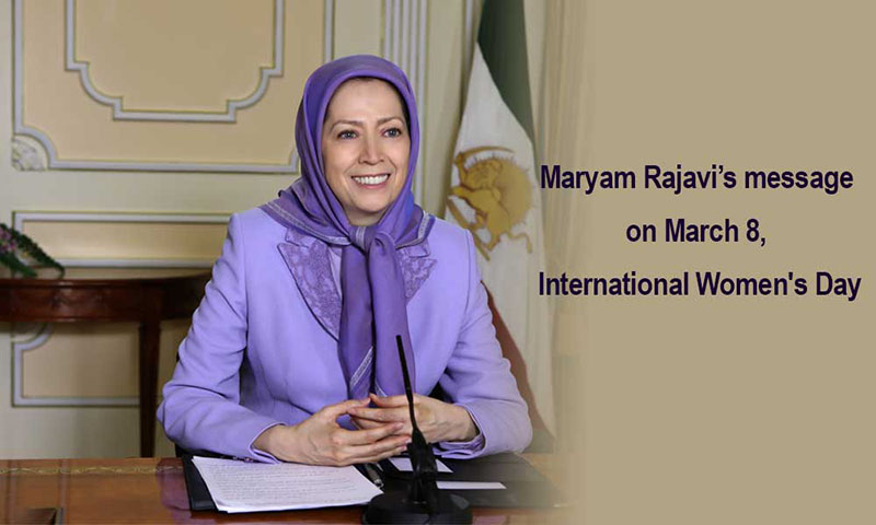 Maryam Rajavi's International Women's Day Speech: Part 2