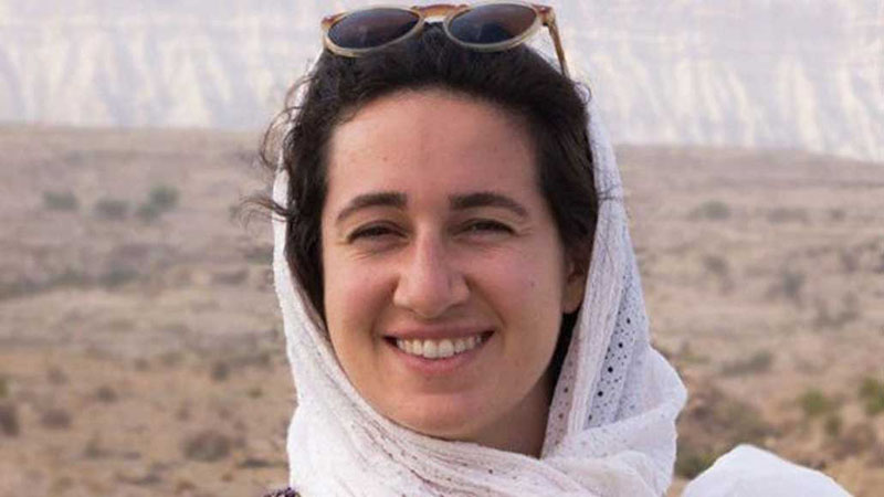 """The sister of a jailed environmental activist in Iran said that the Regime's authorities """"do not care about justice""""."""