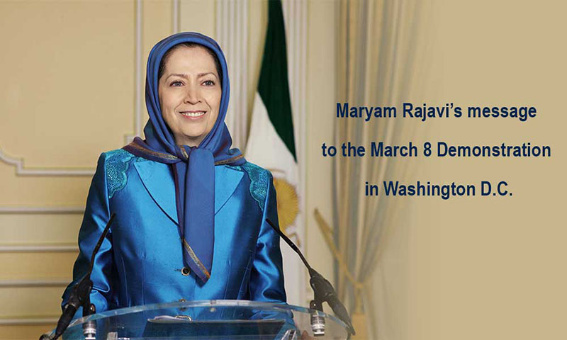 Maryam Rajavi's International Women's Day Speech: Part 3