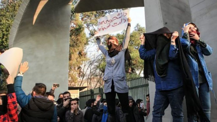 Exposing Iran Regime gender discrimination in employment