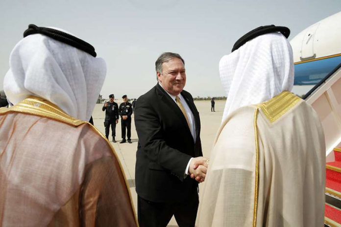 With Middle East Tour, Pompeo Continues Pressure for Collective Action on Iran