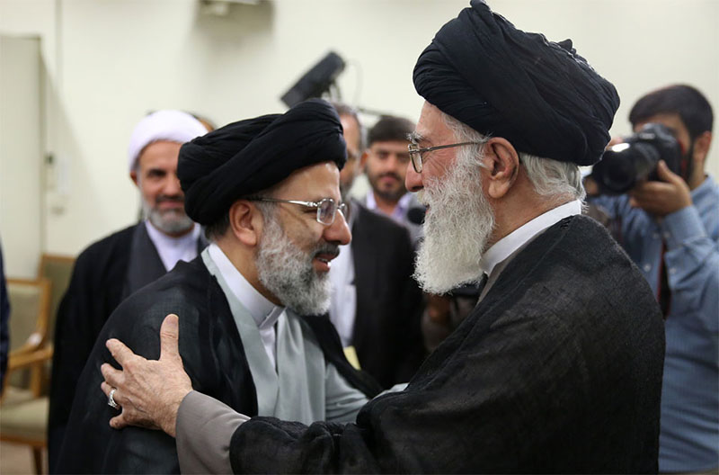 Ebrahim Raisi Butcher of Political Prisoners Appointed As Head Of Iran Judiciary