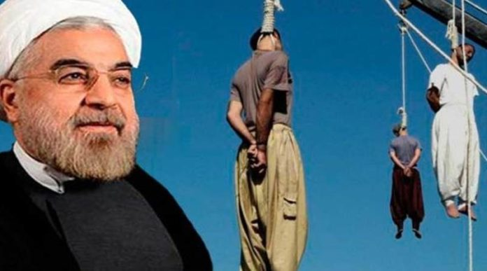 Executions of minorities in Iran rose last year