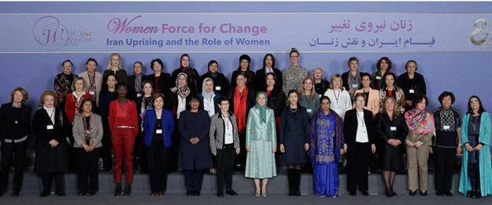 Maryam Rajavi and International Women's Day: Part 1