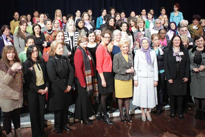 Maryam Rajavi and International Women's Day: Part 3