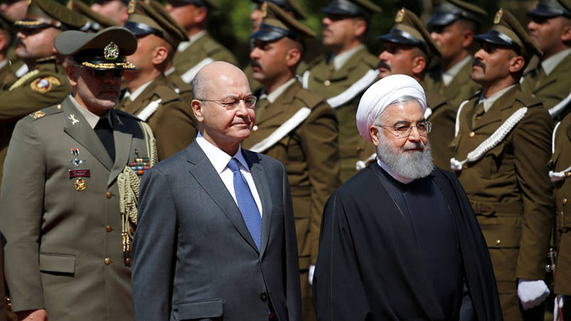 Rouhani's Trip to Iraq Raises Questions about US Containment of Iranian Influence