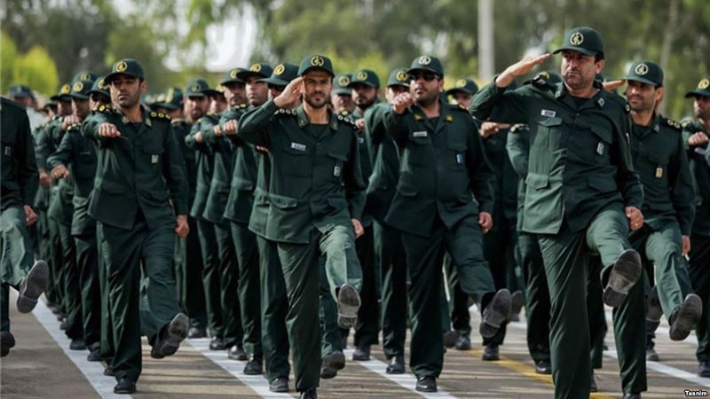 What is the IRGC?