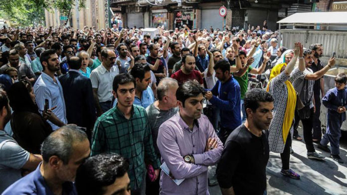 Iranian regime gets closer to collapse