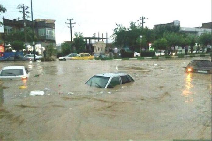 Maryam Rajavi blames Regime for floods