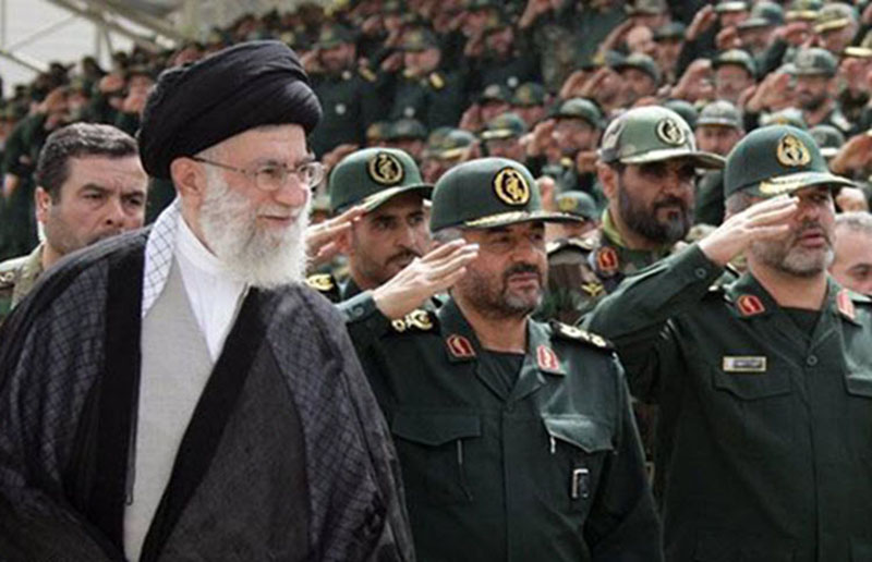 The IRGC and Catching the Mullahs off Guard