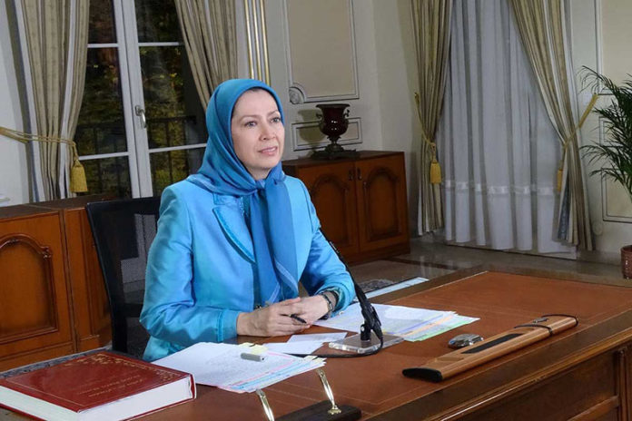 Maryam Rajavi and the IRGC designation