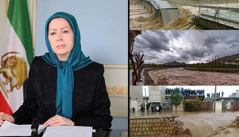 Maryam Rajavi's speech on Iran Flooding: Part 2