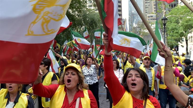 Who are the MEK? Part 4