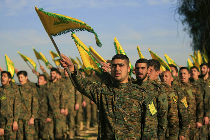 Lebanon will not be a strong country while Iran-backed Hezbollah is armed