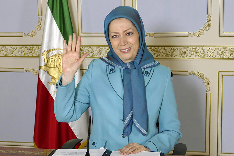 Maryam Rajavi's New Year Speech: Part 2