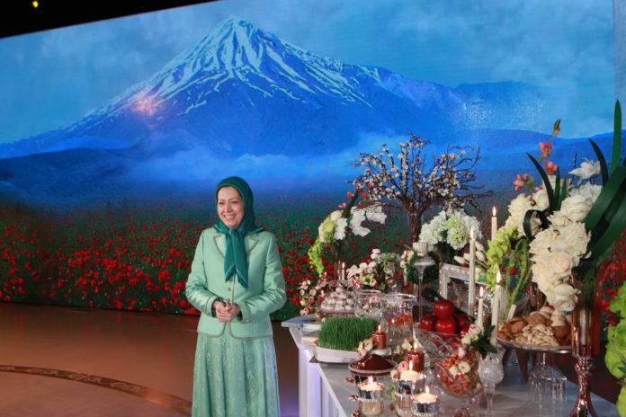 Maryam Rajavi's New Year Speech: Part 3
