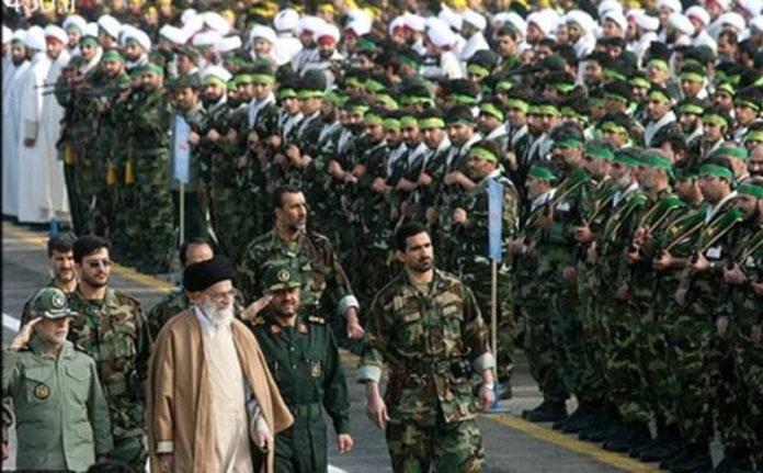 MEK welcomes IRGC designation