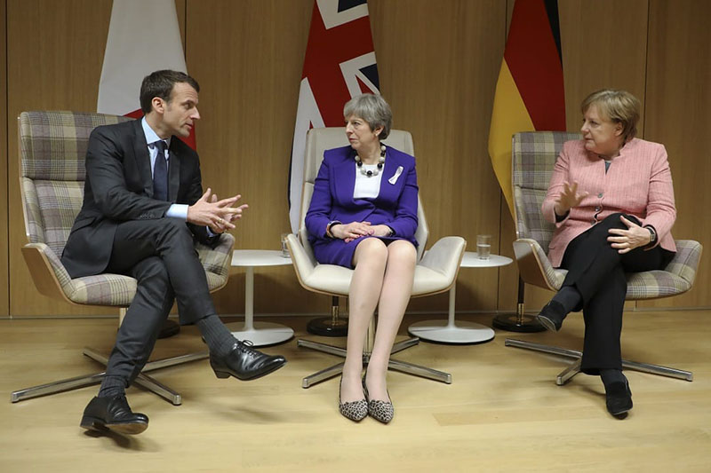 Iran regime tries to put future of nuclear deal in EU's hands