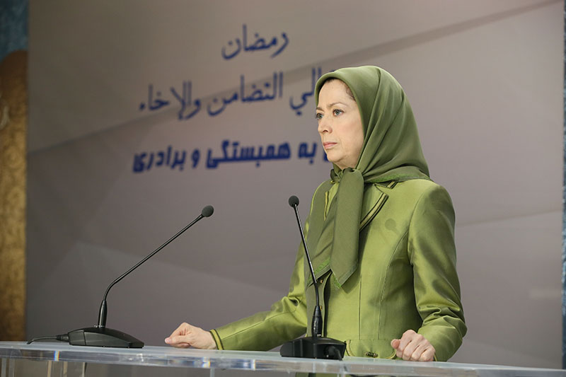 Maryam Rajavi calls for release of peaceful protesters