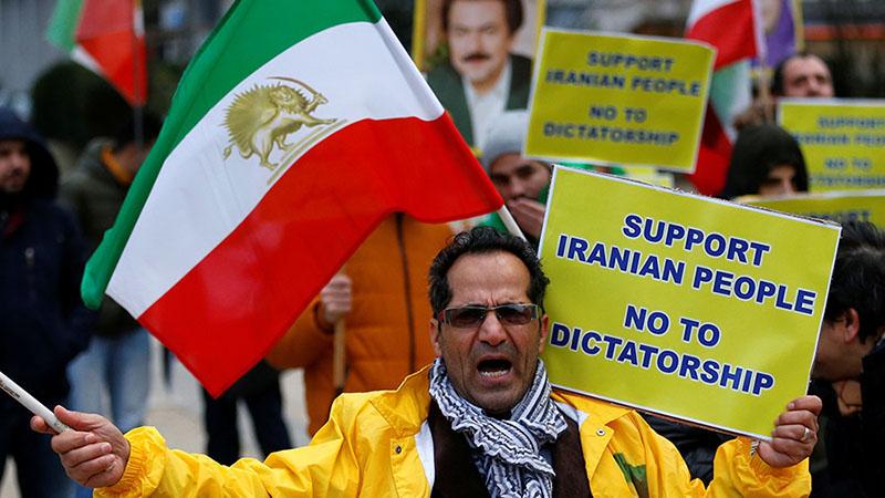 Iran: Domestic pressure will cause the regime to topple