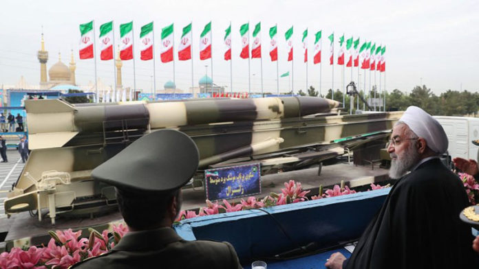 As Iran's Provocations Grow, the White House Insists the Danger is Well-Managed