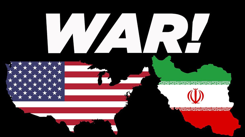 Will there be a war or not between Iran and the United States?