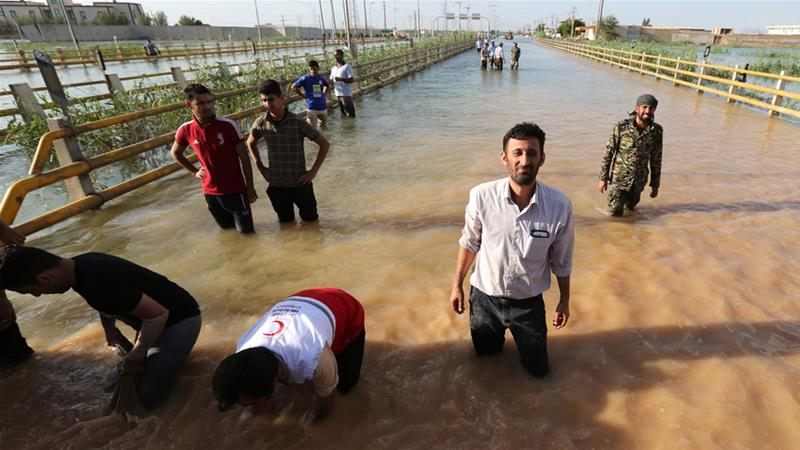 Two Months After Nationwide Flooding, Iran Still Withholds Relief, Attacks Victims