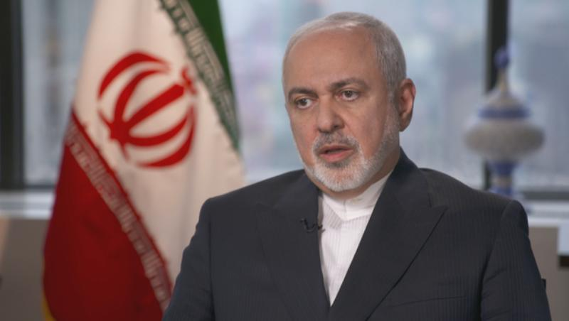 Zarif cannot release foreign prisoners in Iran