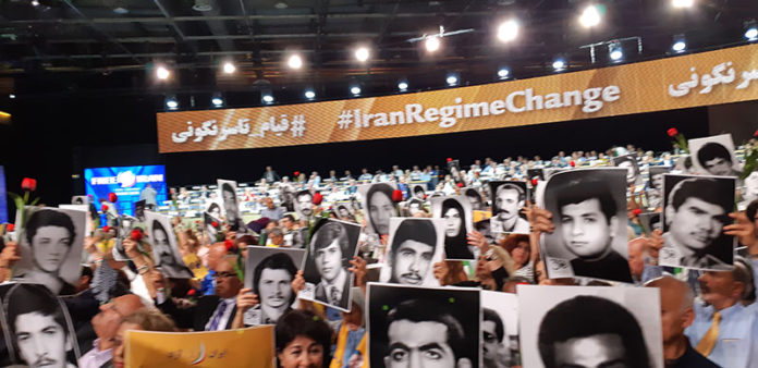Time to support the quest of Iranian People for Regime Change