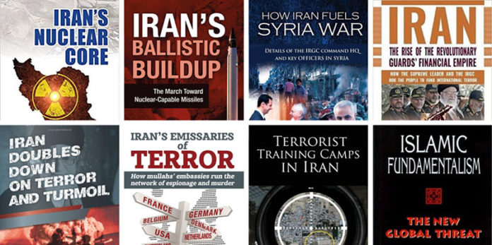 Illuminating Accounts on Iran Regime's IRGC & Network of war and Terror