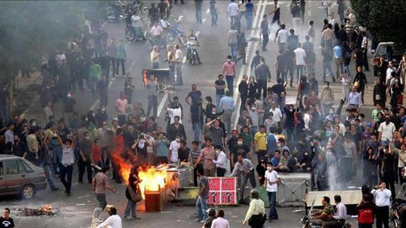 Iranian regime can't afford to provoke the people
