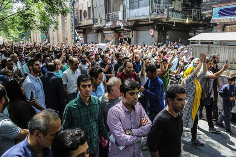 Iran Works to Revoke Already-Scarce Protections for Activists and Minorities