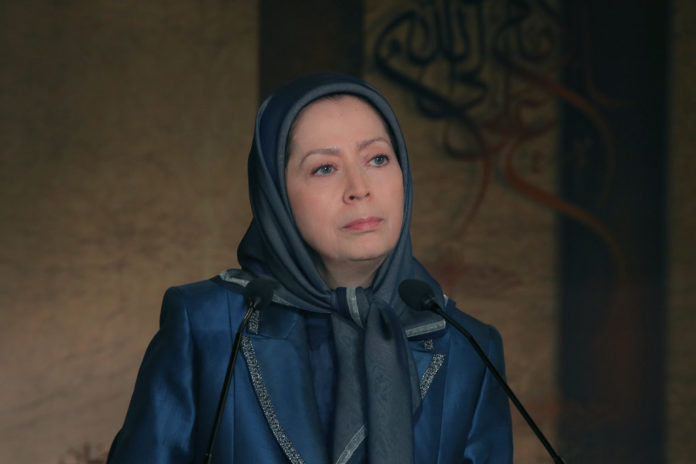 Iranian people's support for Maryam Rajavi goes viral
