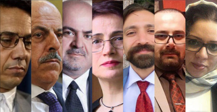 Arrests of Iranian Lawyers are Latest Evidence of Steadily-Expanding Crackdown