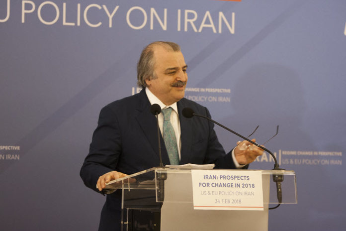 Iran Regime Is All but Done