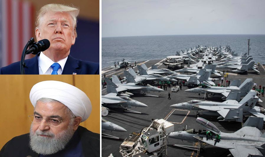 Iran and United States – Will There Be Military Conflict?